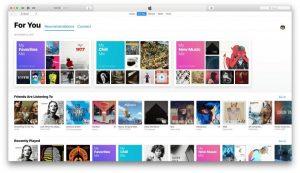 iTunes 12.6.3 : retour de l'App Store !