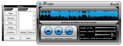 [TUTORIEL] Créer sonnerie pour Iphone avec iRinger