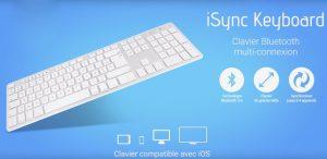 Les clavier type PRO pour Apple