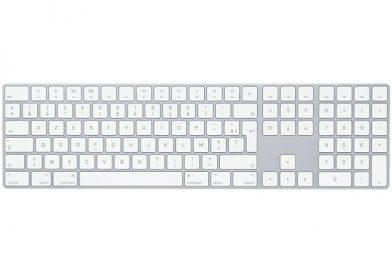 Clavier Apple, une nouvelle offre