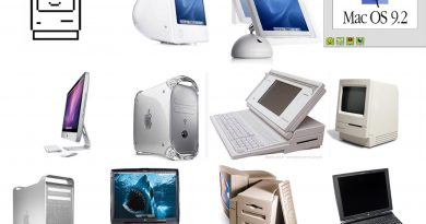 Ancien Macintosh une solution