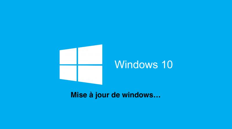 Windows 7 mise à jours en core possible…