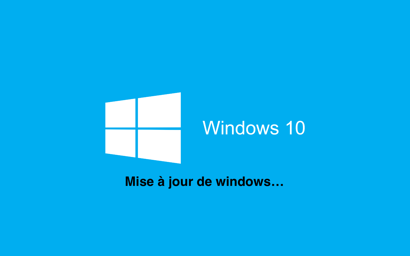Windows 7 mise à jours en core possible…