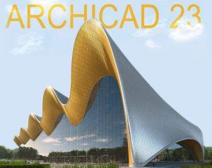 Archicad 23 – 1700€
